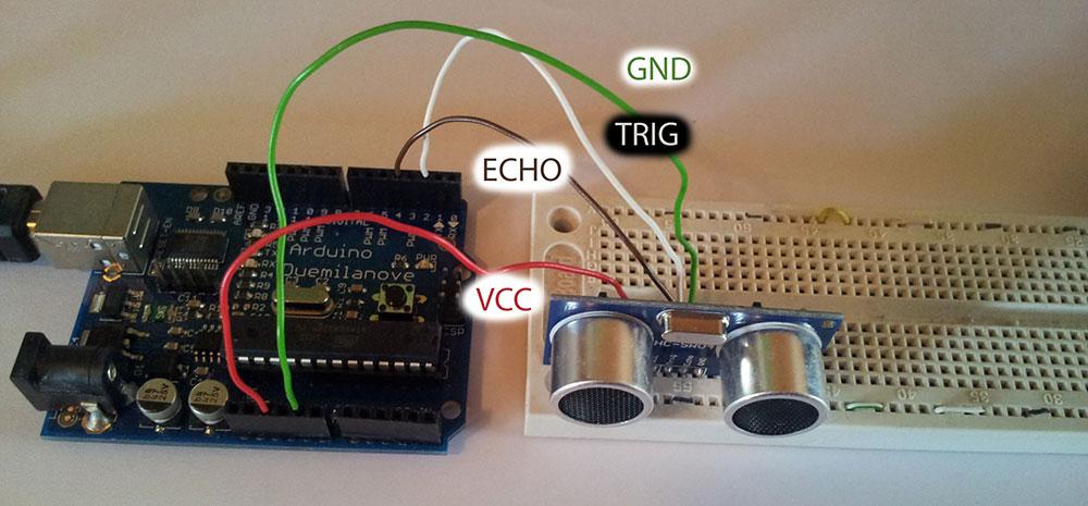 End sensor assembly