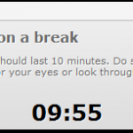 The new break helper timer