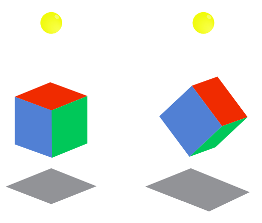 Cubic UFO